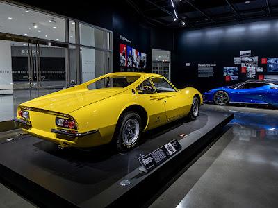 90 anni Pininfarina al Petersen Museum di Los Angeles