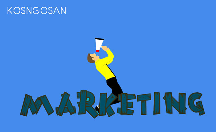 materi pemasaran marketing