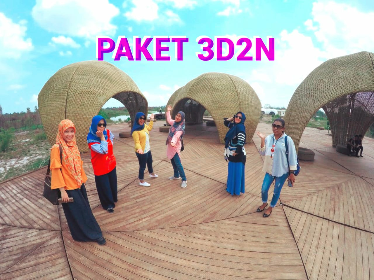 Paket 3D2N