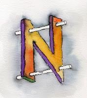 N harfi paradoksu