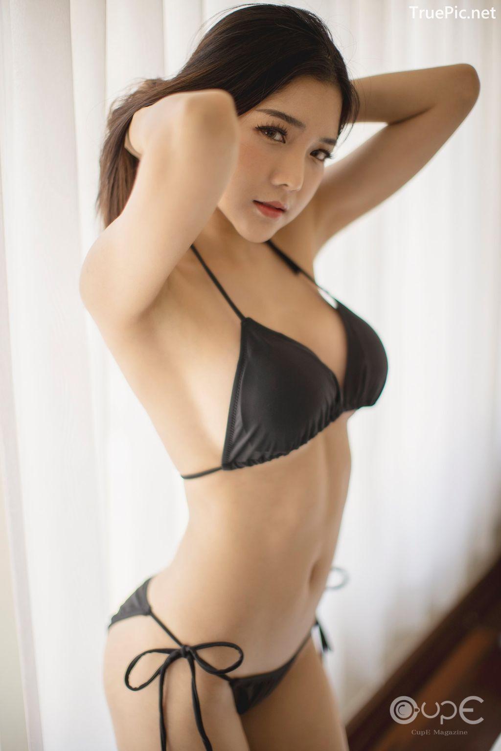 Image-Thailand-Model-Phitchamol-Srijantanet-Black-Bikini-TruePic.net- Picture-7