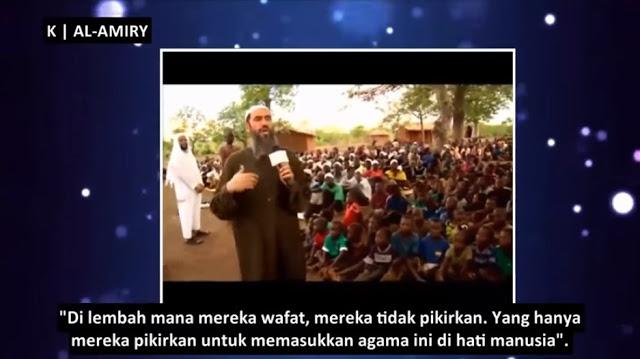 Masyaallah... Non Muslim Masuk Islam Hanya  Butuh Setengah Jam Saja dengan Dakwah Syaikh Wahid Abdussalam
