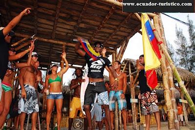 Playas de Ecuador – Montañita Ecuador