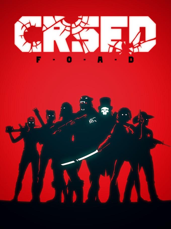 [Grátis] Jogo CRSED: F.O.A.D. [PC Epic Games]