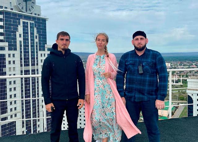 Экс-репортер «России-24» заявила, что русские мужчины во всем уступают чеченцам