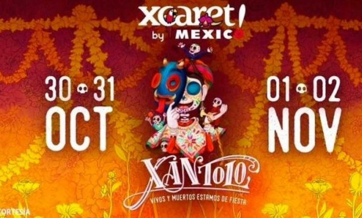 FESTIVAL VIDA Y MUERTE XCARET 2019 2