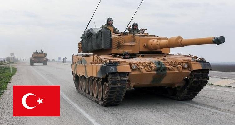 Pasukan Turki Sudah Penuhi Barat Laut Suriah