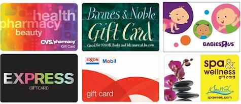 Daily Cheapskate: Discounts off popular gift cards: CVS, Barness ...