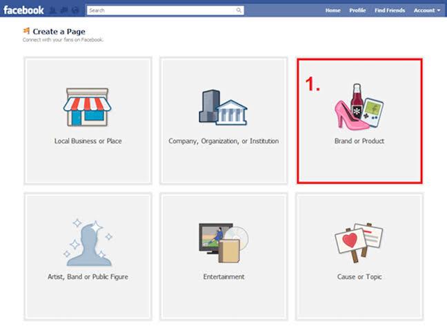 Manfaat Halaman facebook
