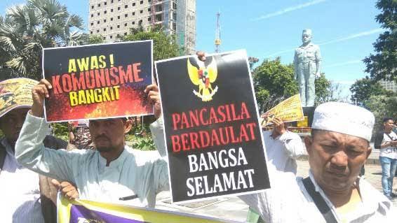 Produk 'Pemerintah Tawanan Oligarki': RUU Pancasila untuk Kriminalisasi Gerakan Anti Pemerintah!