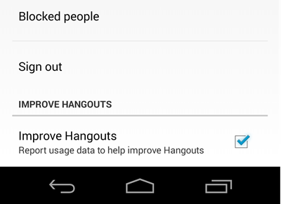 Paid APP] [APK Download] Hangouts Updated To v2 0 303 APK Free