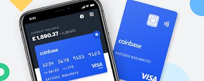 Coinbase расширила географию и возможности своей дебетовой карты