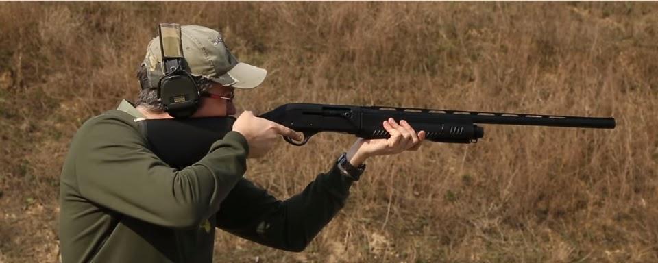 Тест рушниці Hatsan Escort H112