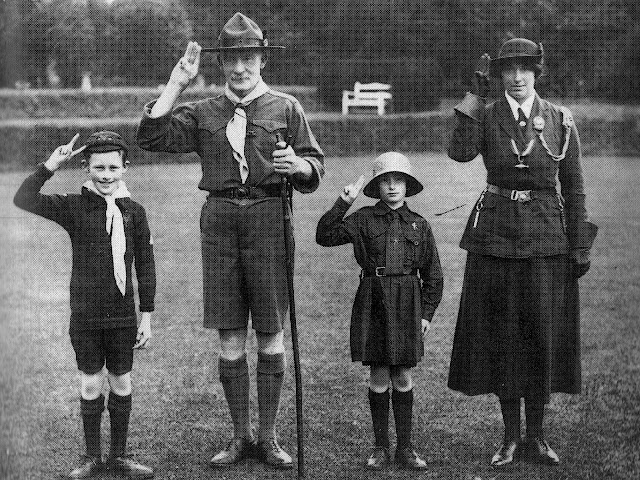 Image result for robert agnes baden-powell