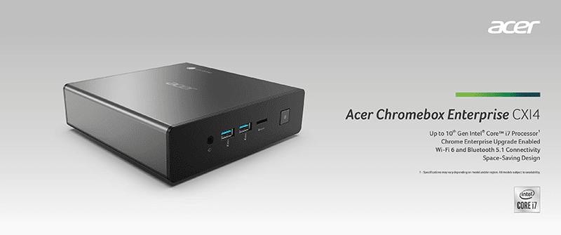 Acer Chromebox Enterprise CX14