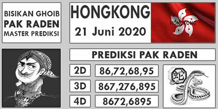 Prediksi Togel Hongkong Pak Raden