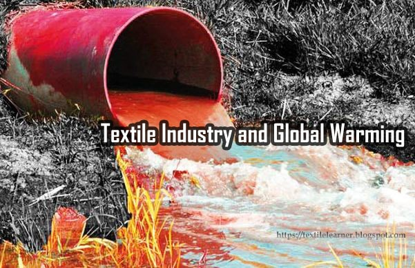 Textile dyes and chemical waste