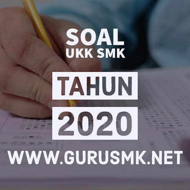 Download Soal UKK Teknik Komputer dan Jaringan Tahun 2020