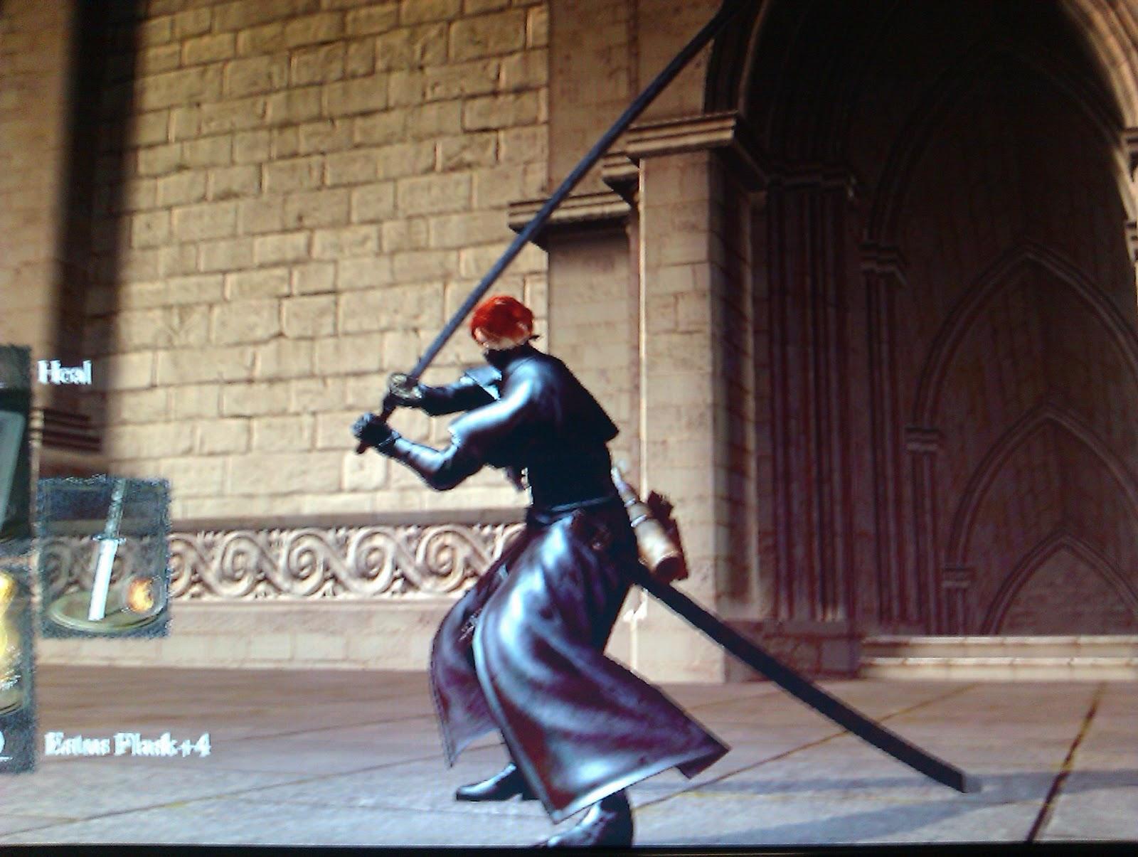 Chronicles Of A Lao Gamer: Interesting Dark Souls Build - photo#8