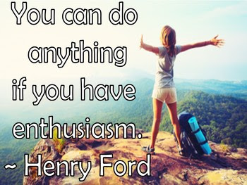 Enthusiasm Quotes In English