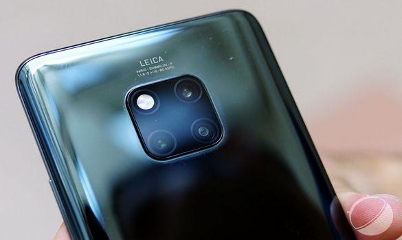 الكشف عن صور رسمية لهاتف Huawei Mate 30 Pro