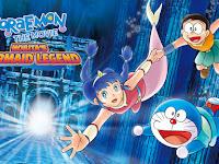 Doraemon Movie - Petualangan Super Nobita Di Negeri Puteri Duyung
