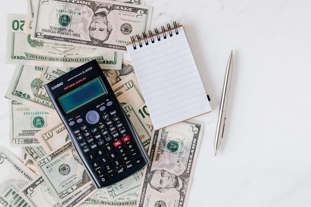 money, calculator and money, calculator, payment plan, house payment, mortgage payment
