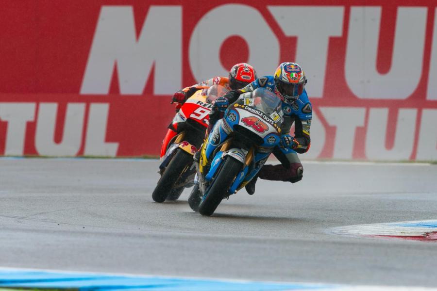 MotoGP 2016 Assen Netherland Marquez Jack Miller Race