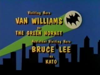 Cuando Bruce Lee conoció a Batman