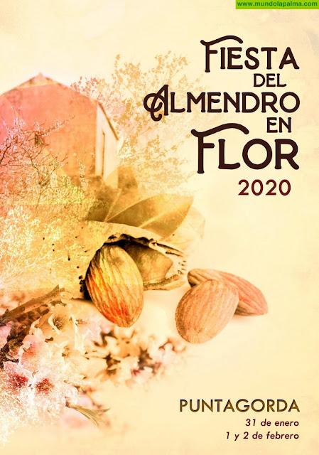 Programa de la Fiesta del Almendro en Flor Puntagorda 2020