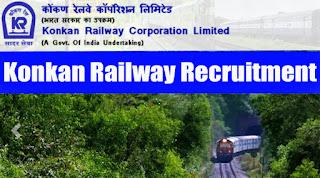 Konkan Railway Recruitment konkanrailway.com Apply Online Form