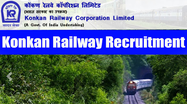 Konkan Railway Assistant Engineer Recruitment Through Gate