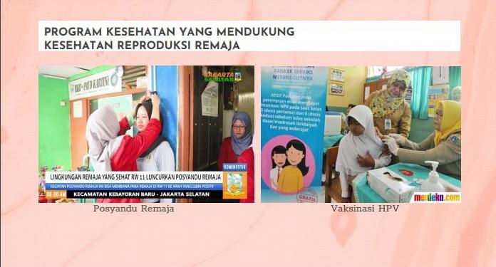 Menstrual Hygiene Day, Pentingnya Edukasi Menstruasi Sejak DiniMenstrual Hygiene Day, Pentingnya Edukasi Menstruasi Sejak Dini
