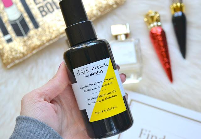 Sisley Precious Hair Care Oil