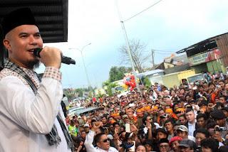 Ahmad Dhani Merasa Salut Kepada Jendral Tito karena telah Berani Tangkap 2 Purnawirawan TNI AD - Commando