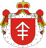 Herb Sapiehów - Lis