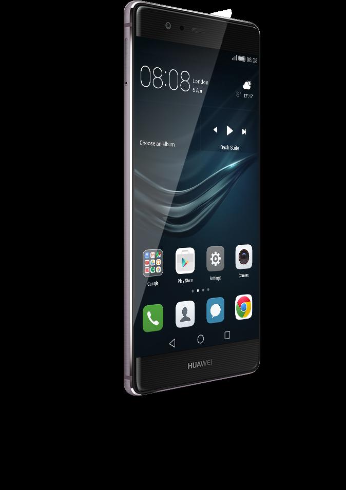 Huawei P9 Plus: prima volta in carica