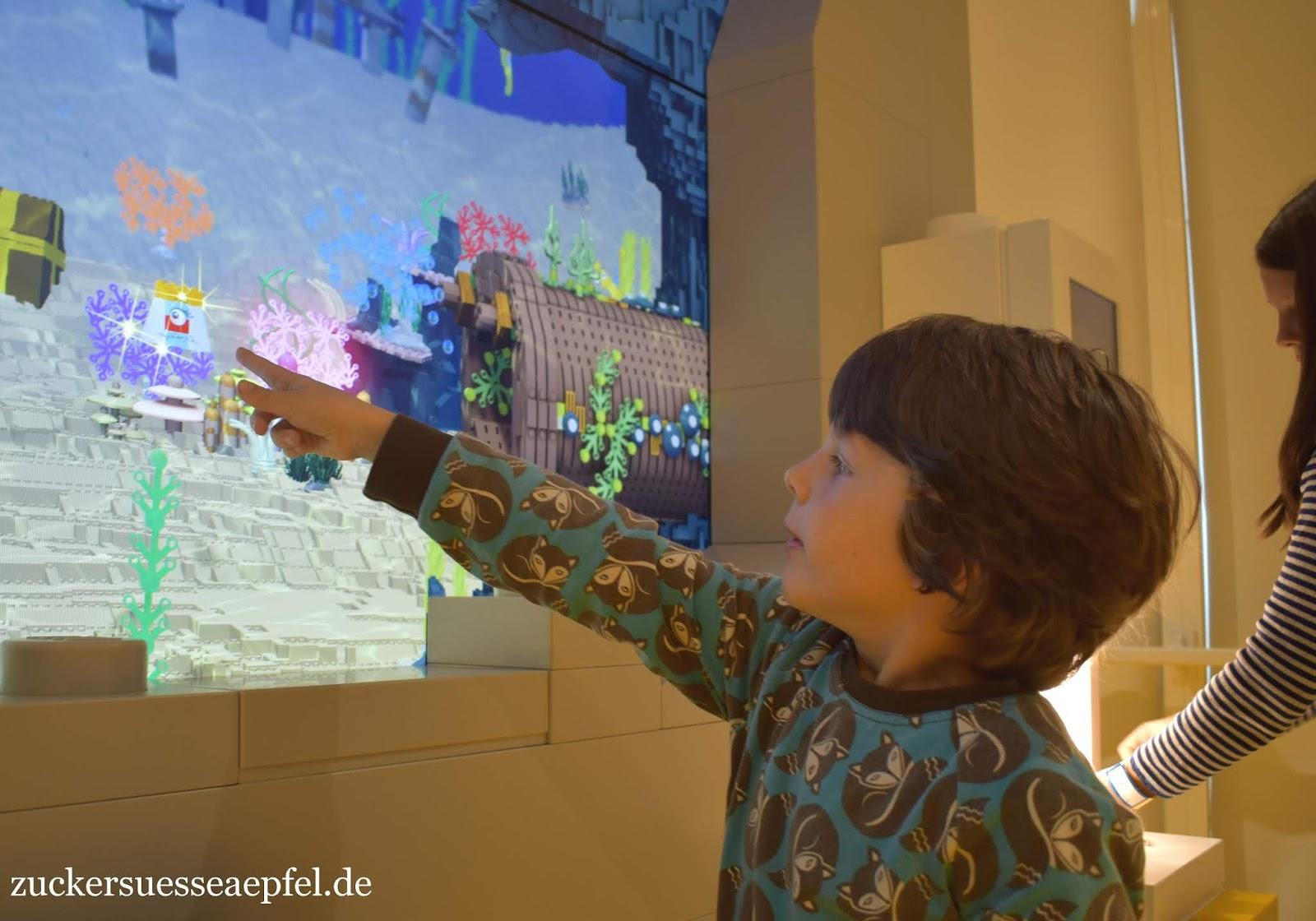 Das Lego House In Billund Zuckersusse Apfel Kreativer