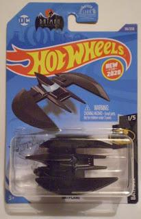 Hot Wheels 2020 Batplane