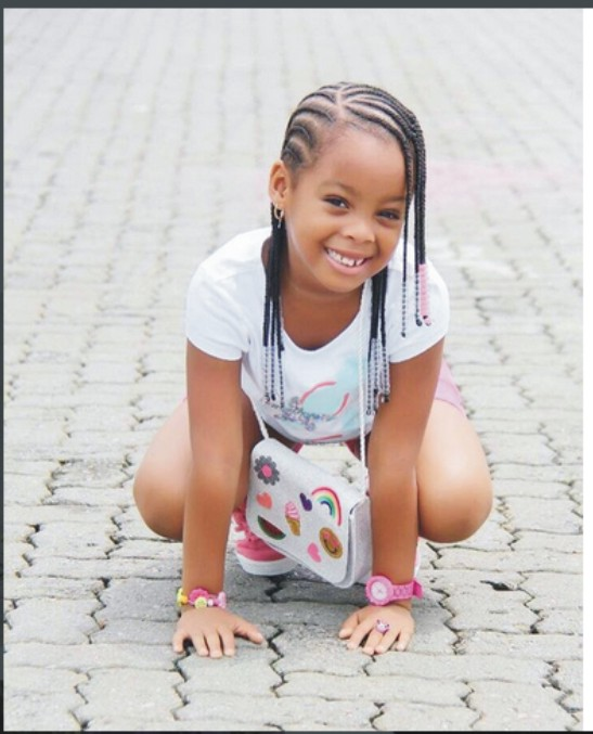 Basketmouth Celebrates His Cute Daughter On Her Birthday