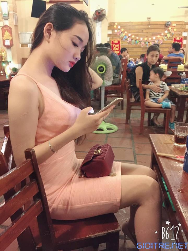 Vy Nguyễn: Dàn cao thoáng máy!