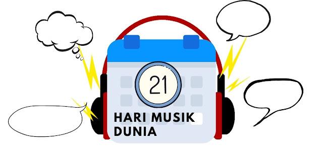 Quotes Ucapan Selamat Hari Musik Sedunia 21 Juni