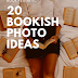 20 Book Photography Ideas