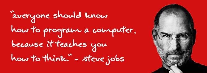 Steve Jobs, pendiri Apple Computer