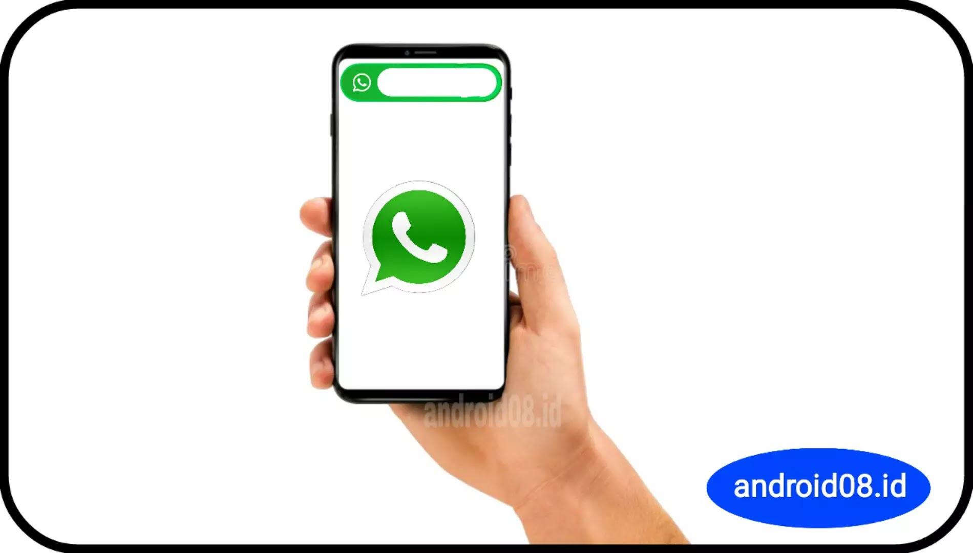 Fitur Backup Chat WhatsApp Akan di Enkripsi Password