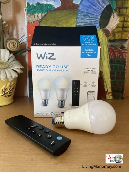 WiZ Ready to Use Light Bulb