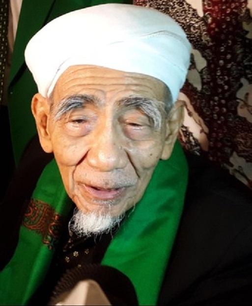 Biodata dan Biografi Lengkap KH. Maimun Zubair