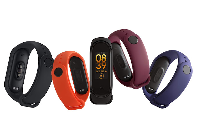 Review of Mi Band 4