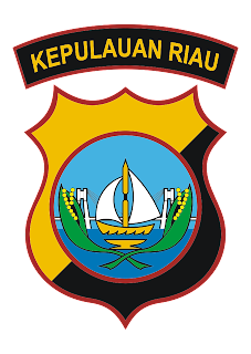 Polda Kepulauan Riau Logo Vector download