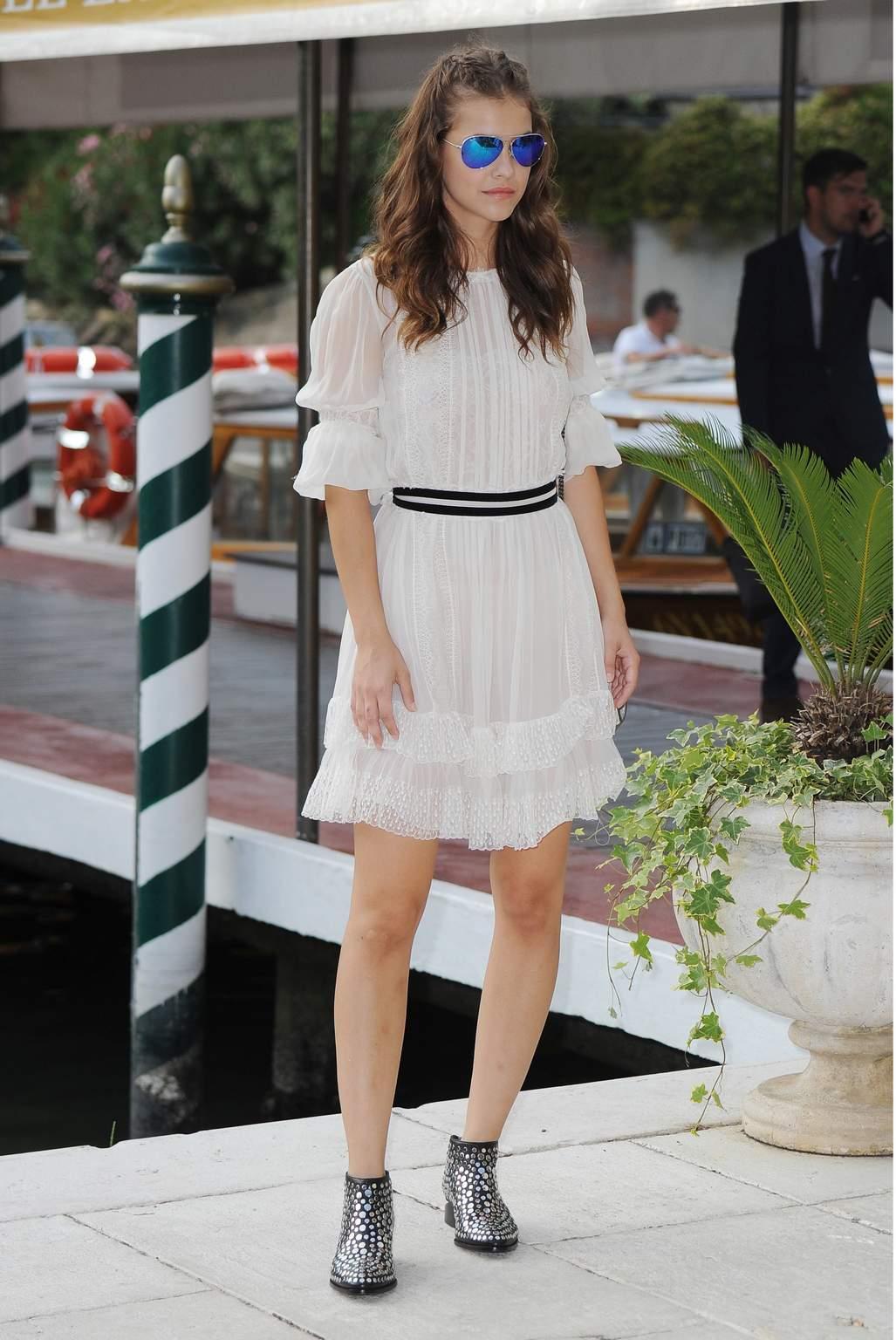 Hot & Sexy Model Barbara Palvin Arrives At Venice Film Festival In Venice - HD Photos